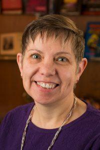Janet Buechner headshot