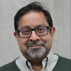 Dhavan Shah headshot