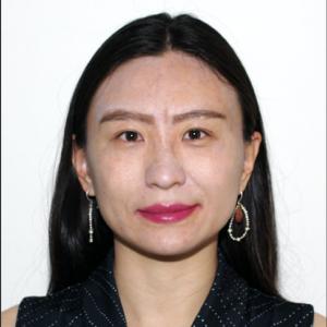 Zhen Wang headshot