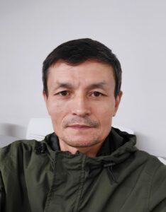 Yerzhan Abdramanov headshot