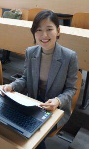 Yoo Ji Suh headshot