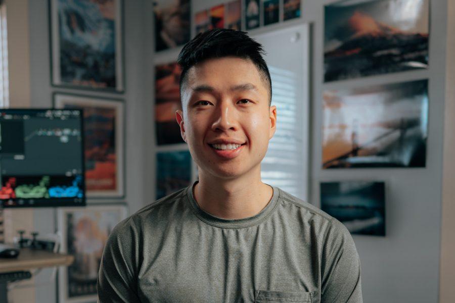Sam Li headshot