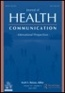 Health Communication, 26