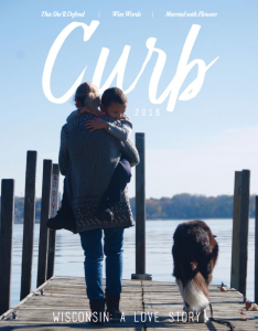Curb magazine cover