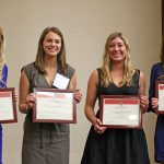 2016 James L. Baughman Senior Achievement Award Winners